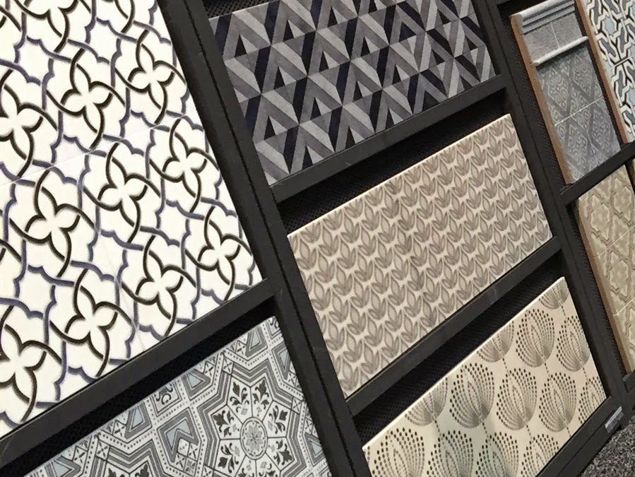 StoneImpressions' new tile designs featured at Coverings 2015