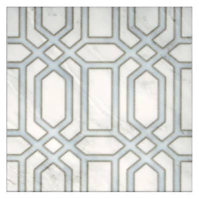 Stone Tile Designs for Bathroom alto collection carrara marble 12x12 6x6 unique modern bathroom flooring tile designer decorative backsplash