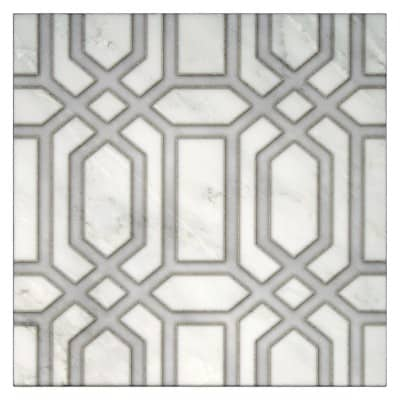 alto collection Stone Tile Designs for Bathroom 12x12 and 6x6 modern tile flooring contemporary floor bathroom backsplash