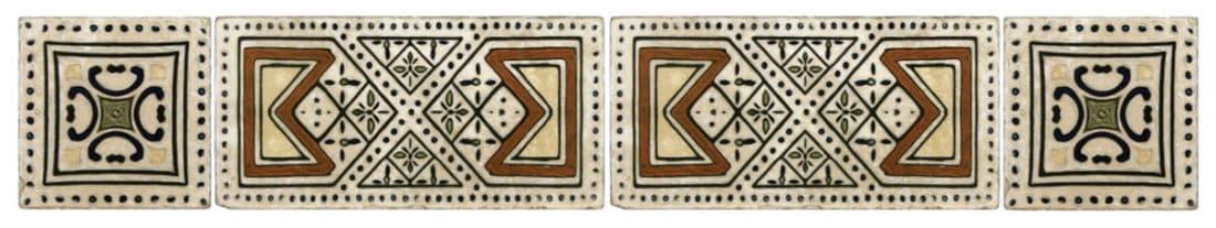 natural stone rustic backsplash moroccan inspired tiles ideas designs and patterns Mediterranean inspired marble limestone travertine patterned tiles designer luxury