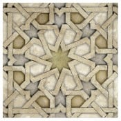 in stock ready to ship Star pattern tiles travertine durango designs natural stone 8x8 decos accents designer decorative bath room tub flooring floors shower walls starts shapes