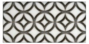 listello pattern piece hayden trio bathroom backsplash flooring shower in stock stone tile