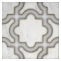 art deco tiles karia on white marble stone tile designs and patterns 6x6 decorative accents