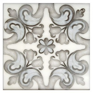 unique stone tile designs floral tile patterns for backsplash bathroom floor wall flowers feminine flora blooming white italian marble 6x6 12x12