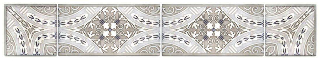 creative patterns and bohemian designer tile high end luxury luxurious patterned accents and art decos artistic 6x6 12x12 4x4 3x3 8x8 18x18 carrara thassos limestone straight-edged tumbled rustic hippie