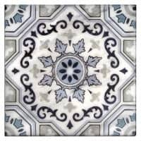 Sanza Collection Pattern Tiles Artisan Stone Tile - 6x6 accent tiles