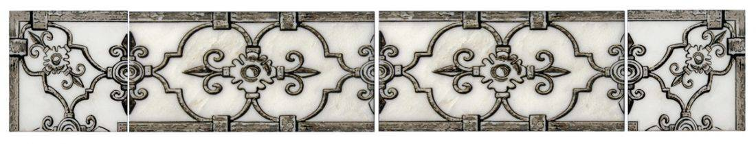 sophisticated classic designer tile timeless patterns decoratives kitchen wall backsplash ideas inspiration stove top wall behind range 3x3 4x4 6x6 8x8 12x12 18x18