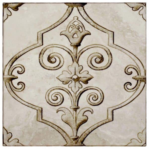 designer classic decorative tile luxury luxurious elegant sophisticated back splash backsplash kitchen wall shower fireplace flooring square 6x6 8x8 12x12 18x18 custom sizes cuts