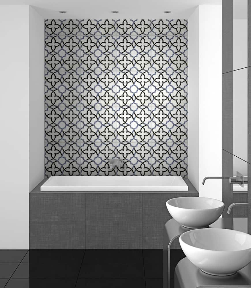 Talula Bathroom Tile