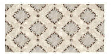 patterned wall tiles listellos on durango travertine for wall behind stove accents decos decorative tile design ideas