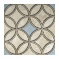 circles tile designs unique stone tile patterns travertine durango various colors listellos accents decos
