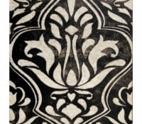hand-printed unique marble tile patterns lillian in coal  tile designs in stock stone tile designs