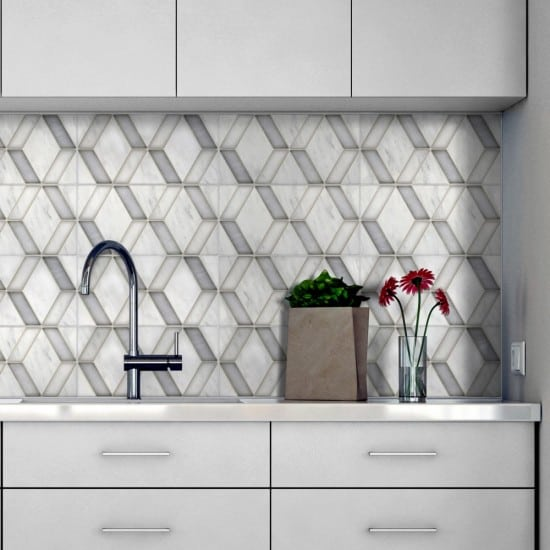 Series Episode II: Duo Kitchen Backsplash