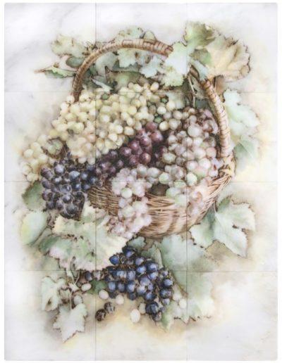 Grape Harvest Mural