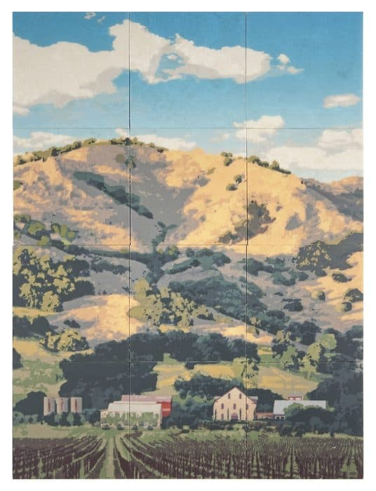 Paso Robles Mural Rendering