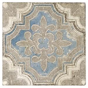 Altalena Pattern in Azul