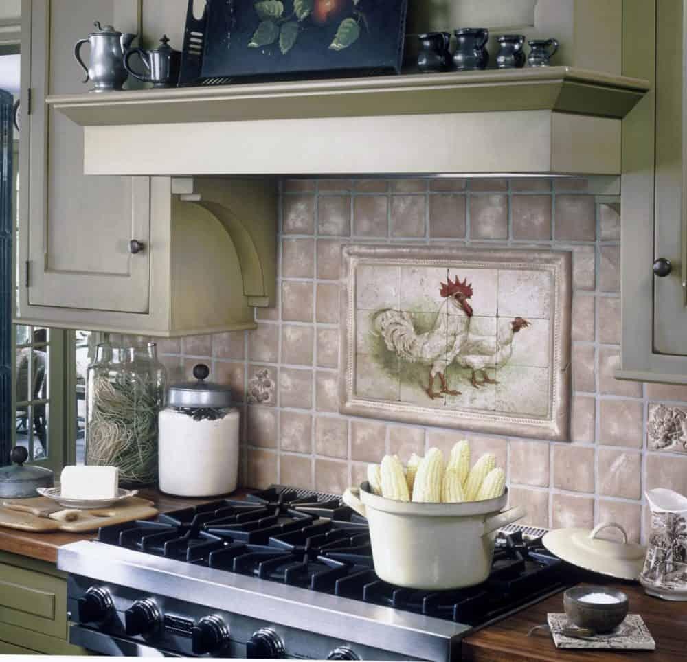 Blanc Cochet kitchen