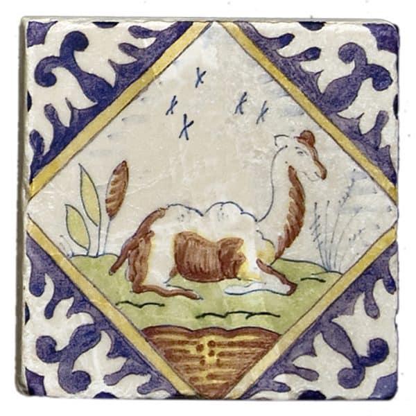 Delft Camel Accent Botticino