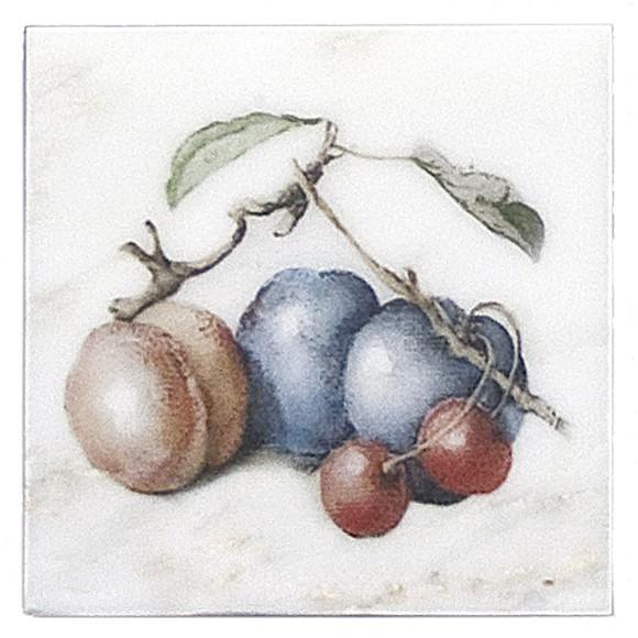 Carolina Summer Fruit Accent