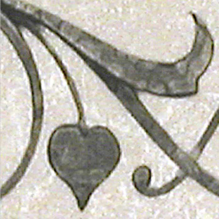 Elegante Iron Close up