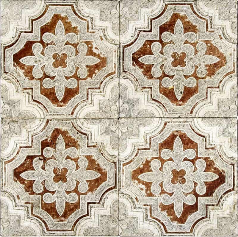 Altalena Pattern (Sienna)