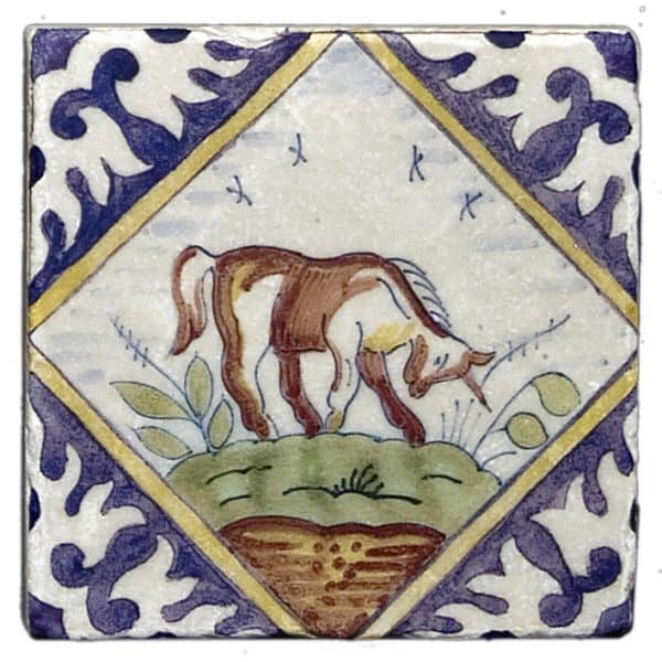 Delft Donkey Accent Botticino