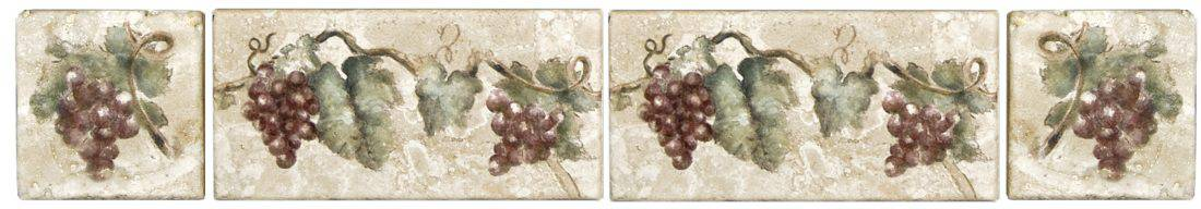 Grapevine Red Listellos and Accents