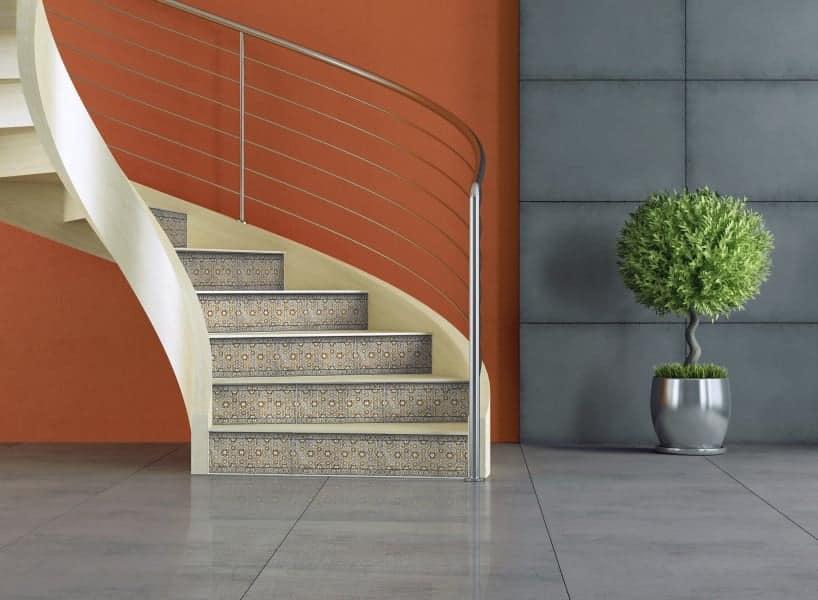 Madagascar Stair Risers