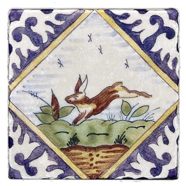 Delft Rabbit Accent Botticino