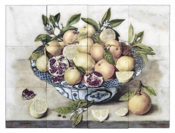 Citron Mural