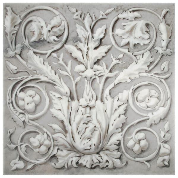 Marcelino (Alabaster) on Carrara (Web)