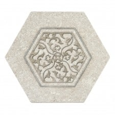 natural unique tile patterns hexagon tile designs french limestone stone tile designs rustic modern traditional