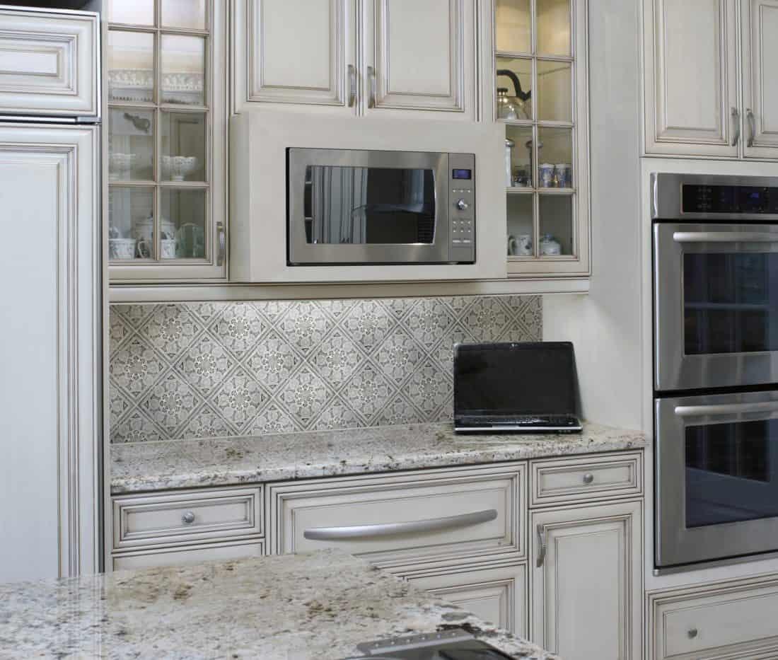Labyrinth Stone Kitchen Install