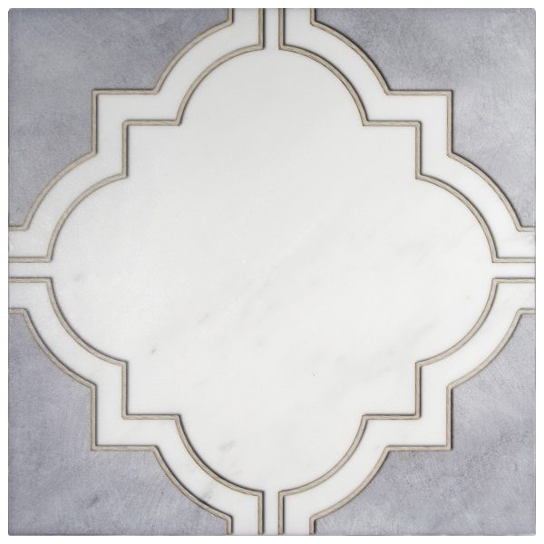 Barclay Grey Carrara Marble