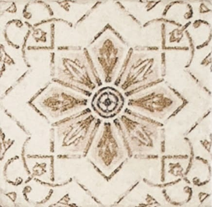 Damico Collection in DD63 Pattern featuring orange tones and rustic design on natural stone