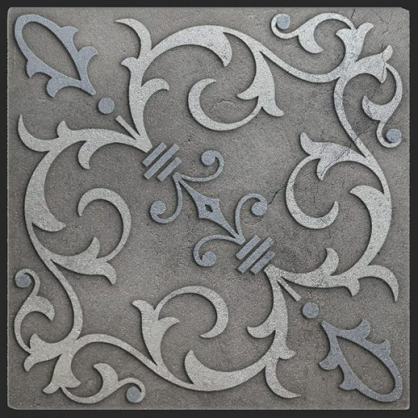 Jacquard Platinum Silver Luster Limestone