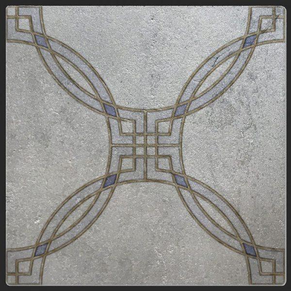 Minuet Moonstone Silver limestone luster
