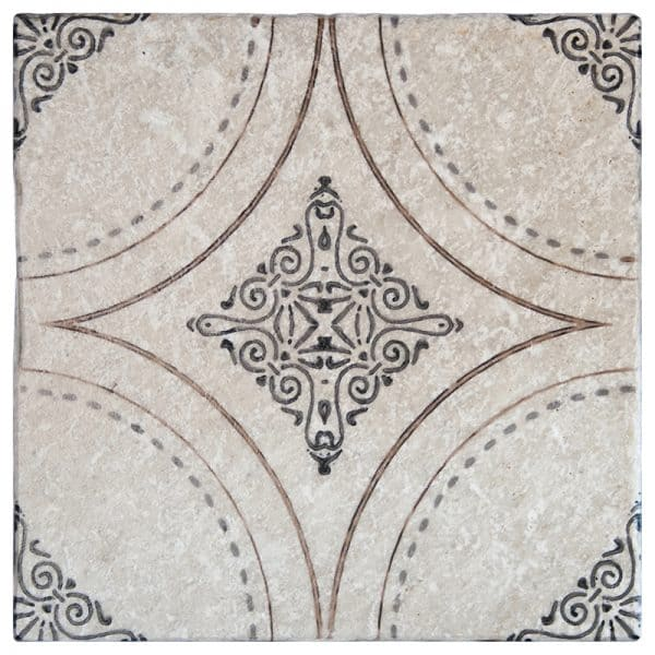 Ventana Bronze Perle Blanc