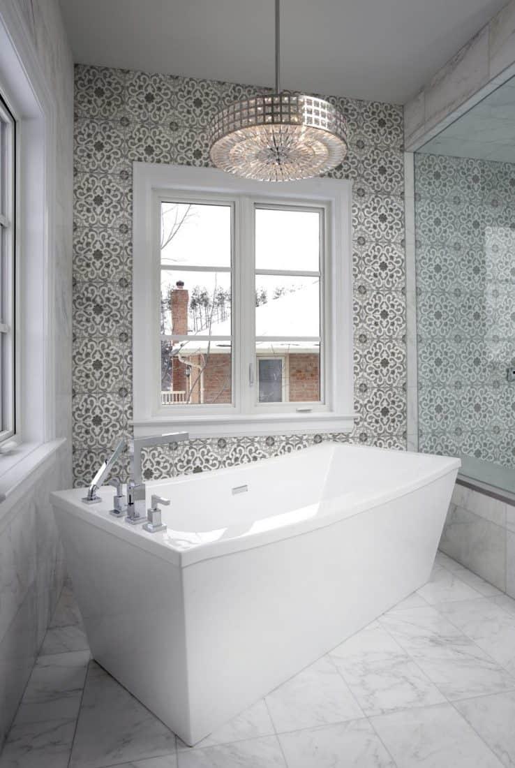 Zara Shade Bathroom Install