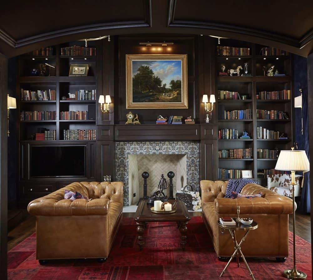 Zurich Fireplace