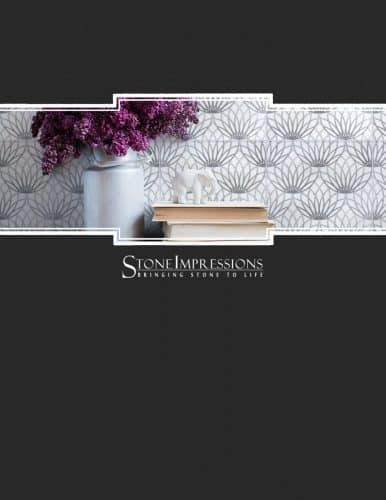Lotus Silver Centered StoneImpressions Pattern Catalog