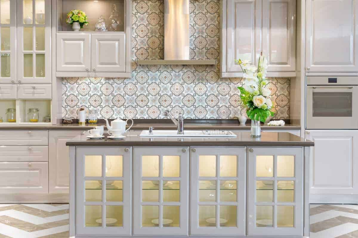 Davenport Kitchen Install