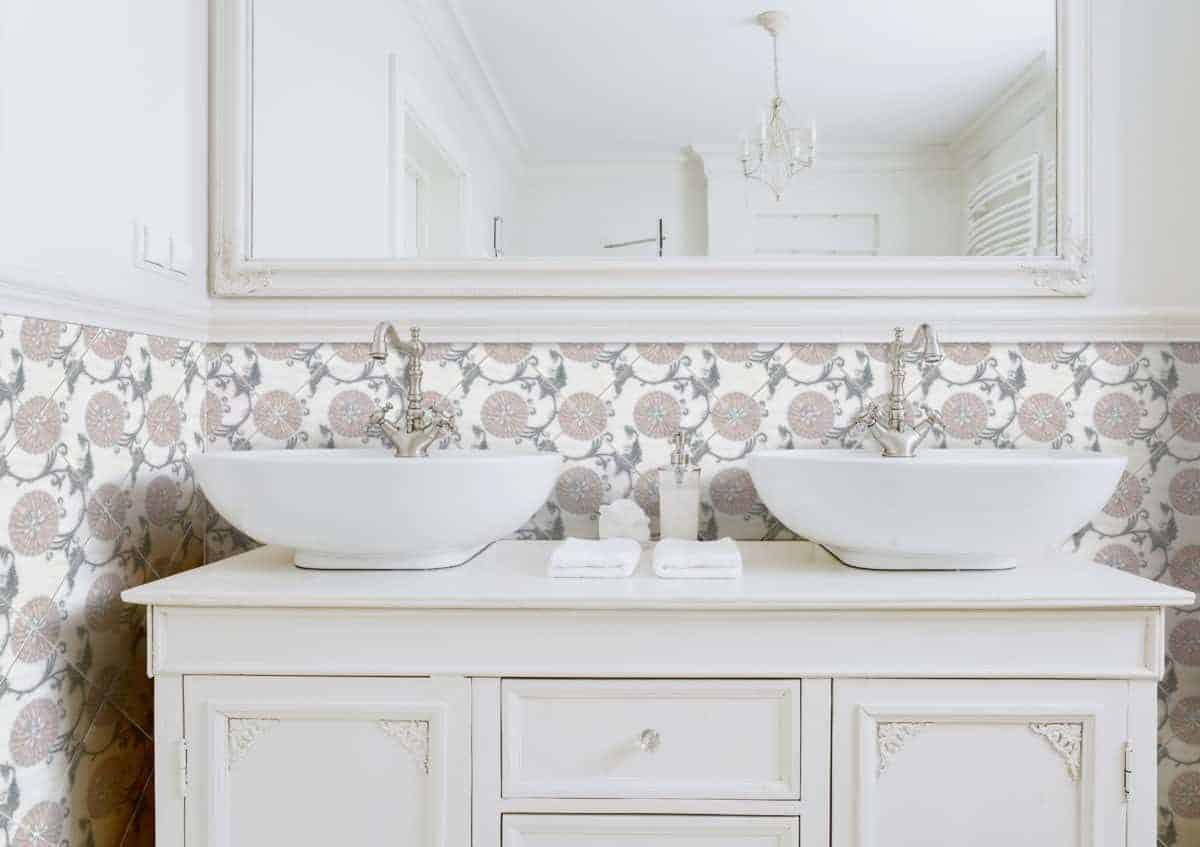 Eliana Bathroom Install Seal Natural Stone