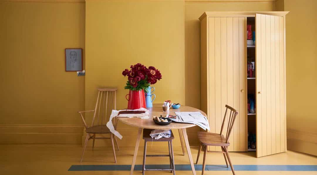 Fall Color Trend Report: Inspired by Farrow and Ball