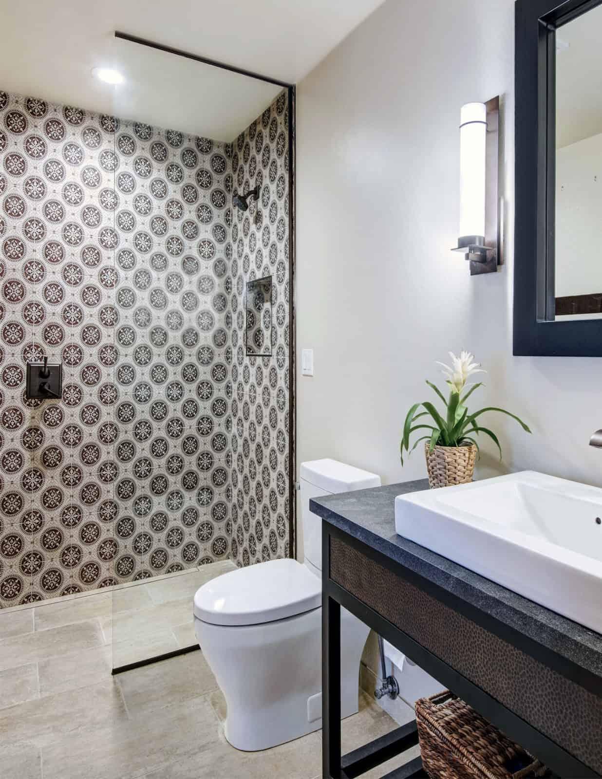 Monarch Coffee Bathroom Install