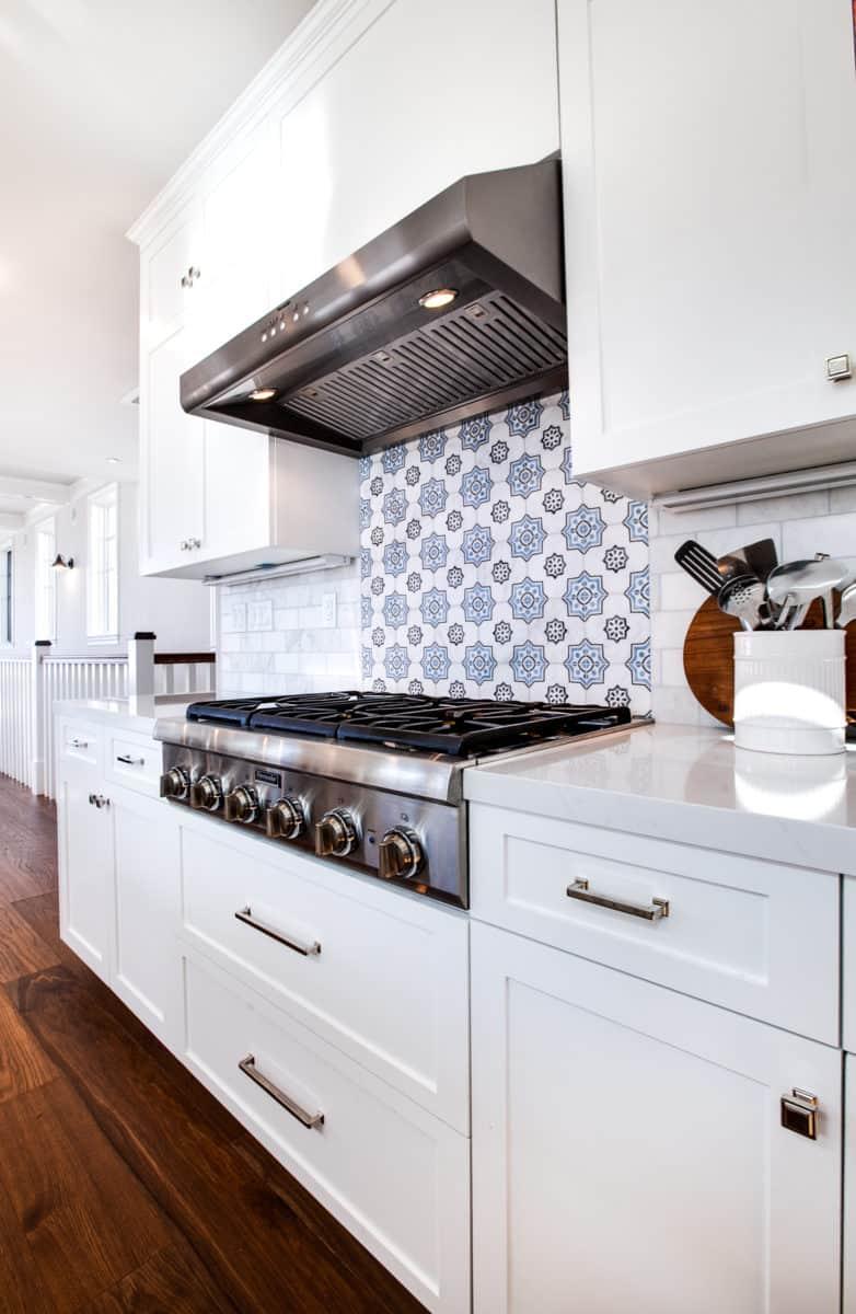 chapman kitchen backsplash