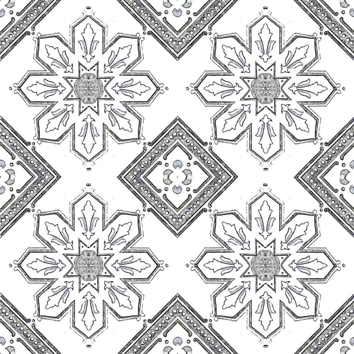 Custom Cambridge Pattern