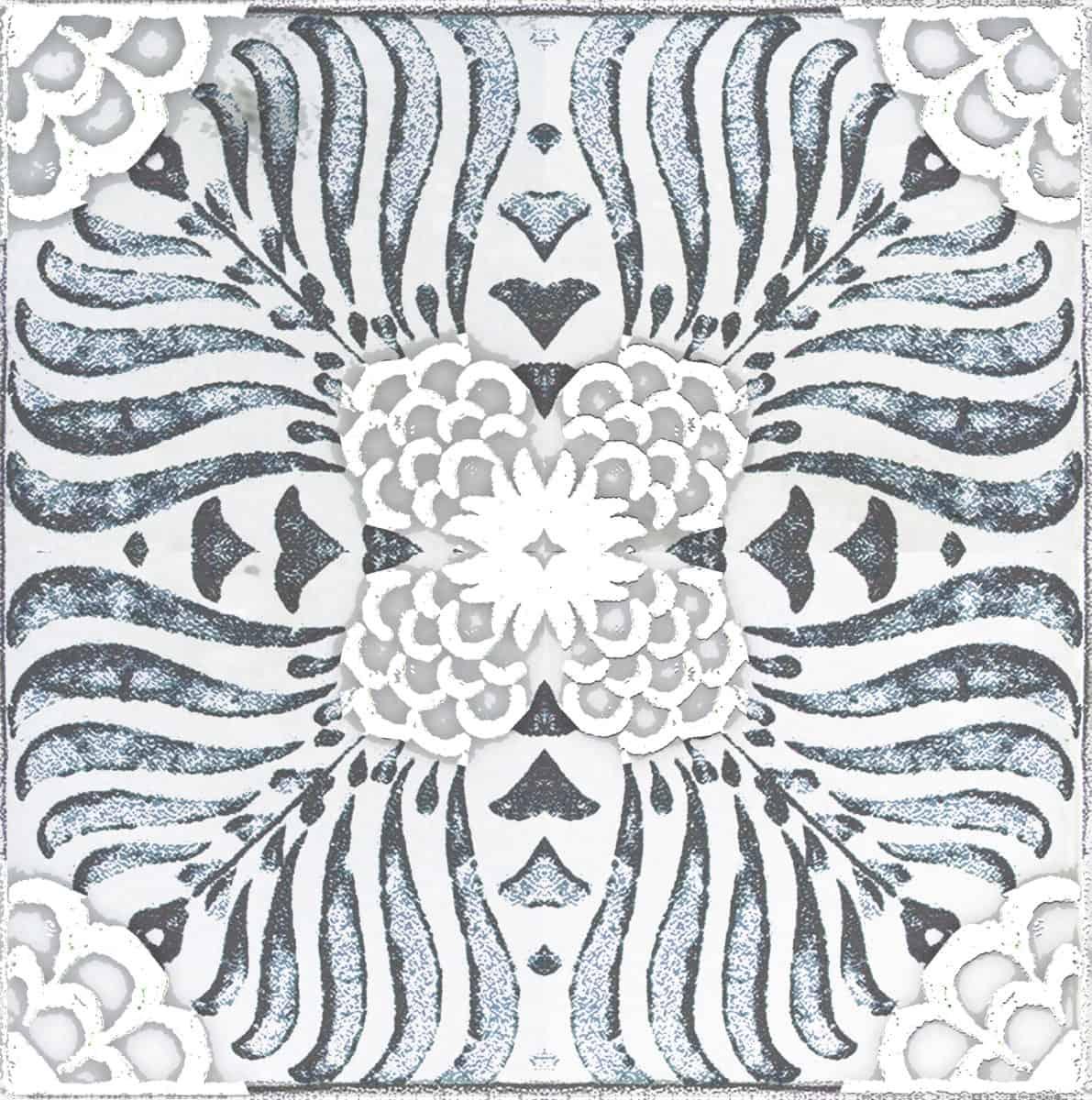 Custom Pattern Deco Dot