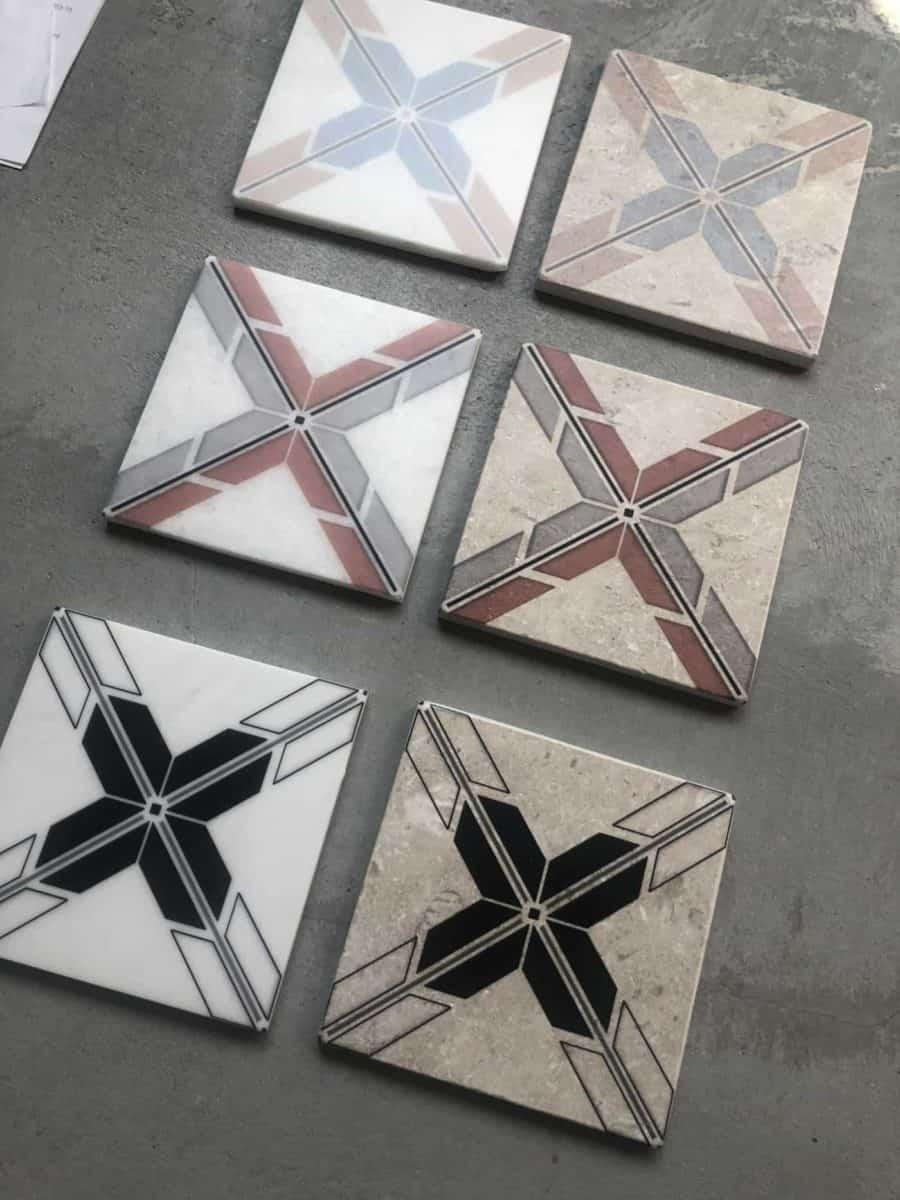 custom tile