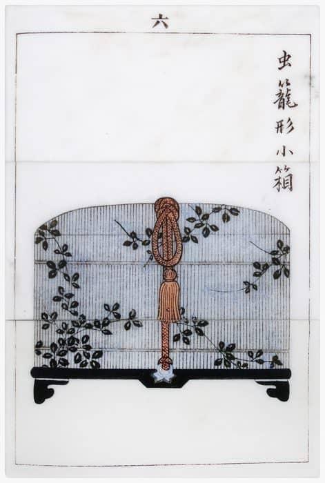 Muromachi Mural on Carrara Product Shot Japanese StoneImpressions